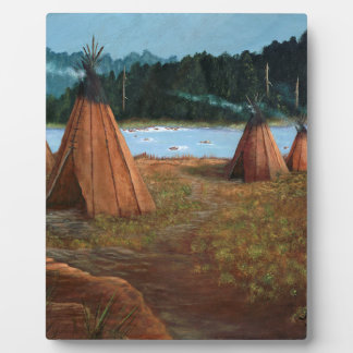 Summer Camp Plaque