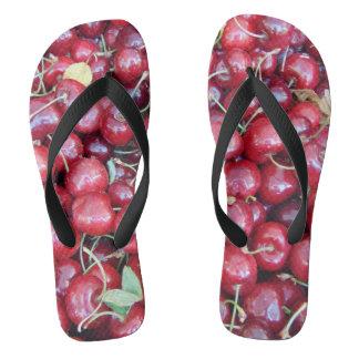 Summer Cherries Thongs