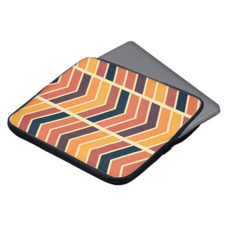 Summer Chevron Laptop Sleeve