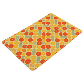Summer Citrus Floor Mat