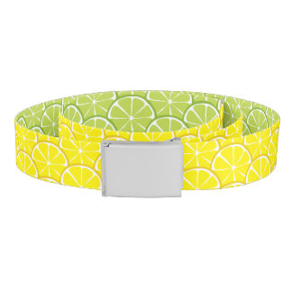 Summer Citrus Lemon Lime Belt