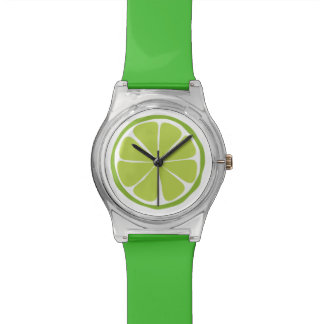 Summer Citrus Lime May 28th Watch