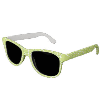 Summer Citrus Lime Sunglasses