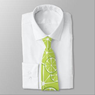 Summer Citrus Lime Tie