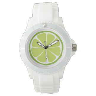 Summer Citrus Lime Watch