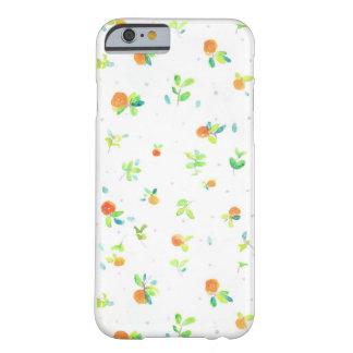 Summer Citrus Print iphone 6/6S Case