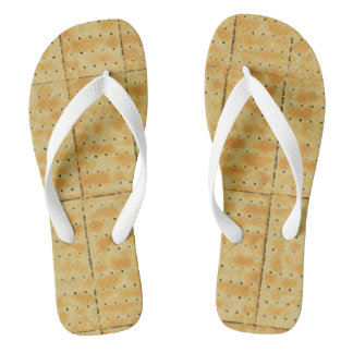 Summer Collection Bread Design Flip-flop Thongs