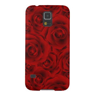 Summer colorful pattern rose case for galaxy s5