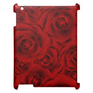 Summer colorful pattern rose case for the iPad 2 3 4