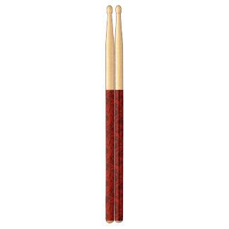 Summer colorful pattern rose drumsticks