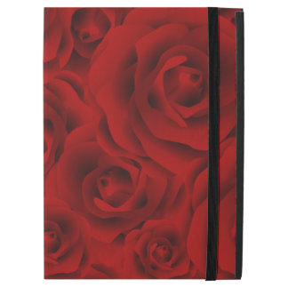 "Summer colorful pattern rose iPad pro 12.9"" case"