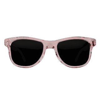 Summer colorful pattern rose sunglasses