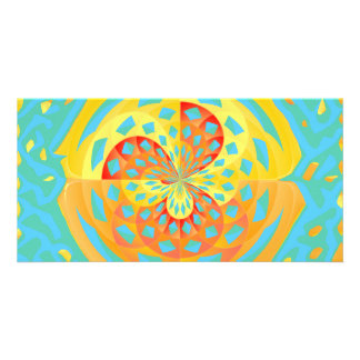 Summer colors card