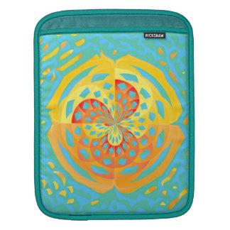 Summer colors iPad sleeve