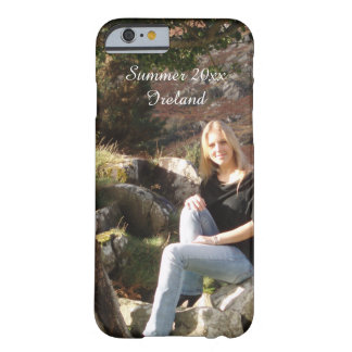 Summer Create your own photo Barely There iPhone 6 Case