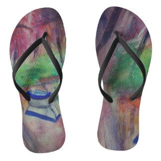 Summer Custom Adult, Slim Straps Thongs