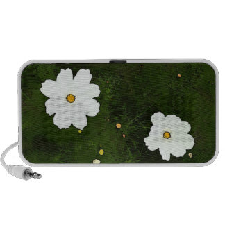 Summer Daisies Doodle by OrigAudio iPhone Speaker