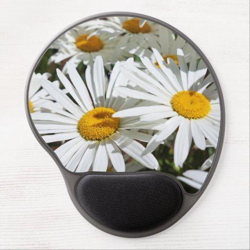 Summer Daisy Flowers mousepads Christmas gifts Gel Mousepads