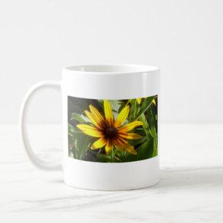 summer daisy coffee mug