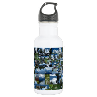 Summer day 532 ml water bottle