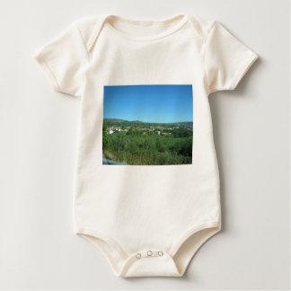 Summer day baby bodysuit