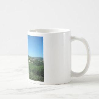 Summer day basic white mug