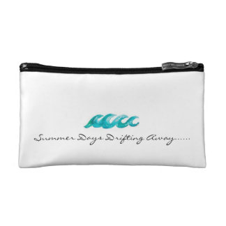 Summer days cosmetic bag