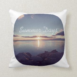 Summer Days Cushion