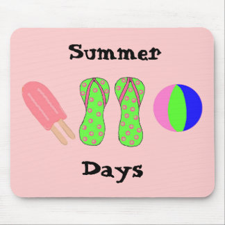 Summer Days Mouse Pad