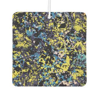 SUMMER DAZE (an abstract art design) ~