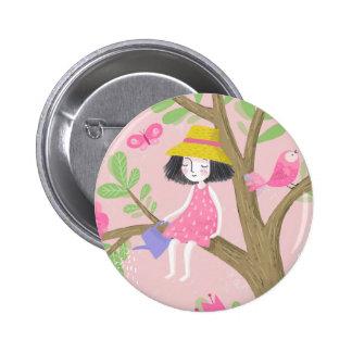 Summer dream 6 cm round badge