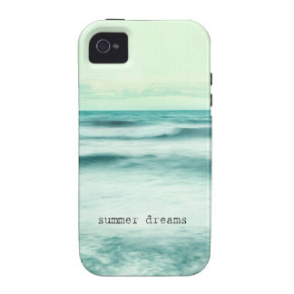 Summer Dreams iPhone 4/4S Covers
