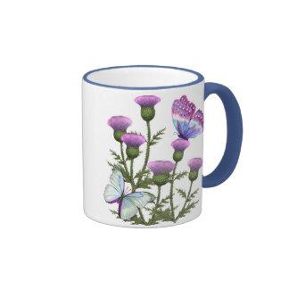 Summer Duet Ringer Mug