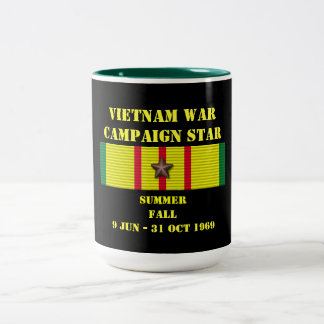 Summer - Fall Campaign  / 1969 Mug