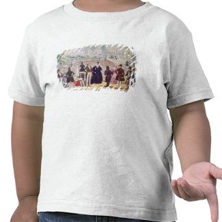 Summer Fashions for 1840 Shirts