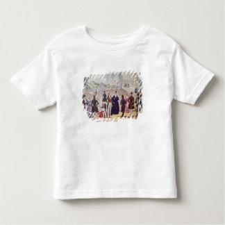 Summer Fashions for 1840 Tshirts
