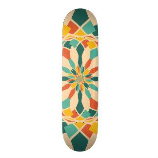 Summer festival 19.7 cm skateboard deck