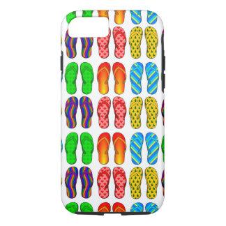 Summer Flip Flops Fun Beach Theme iPhone 7 case