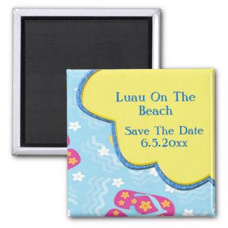 Summer Flip Flops Reminder Magnet