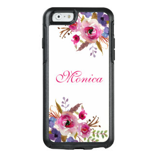 Summer Floral Watercolor OtterBox iPhone 6/6s Case