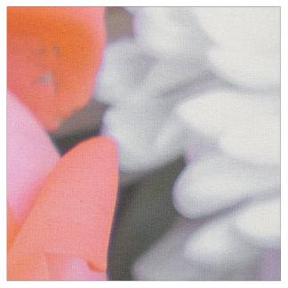 summer flowers fabric