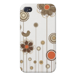 Summer Flowers i iPhone 4/4S Cover