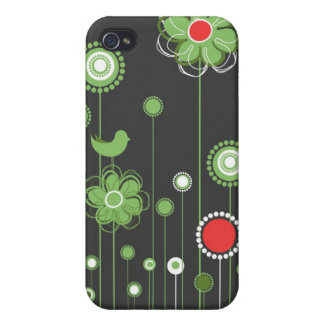 Summer Flowers i iPhone 4/4S Covers