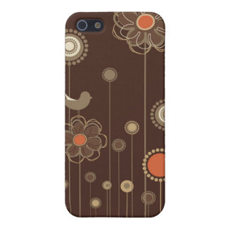 Summer Flowers i iPhone 5/5S Covers