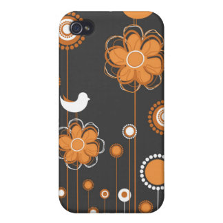 Summer Flowers iPhone Case Case For The iPhone 4