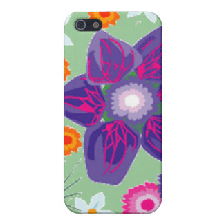 Summer flowers iphone Case iPhone 5/5S Covers