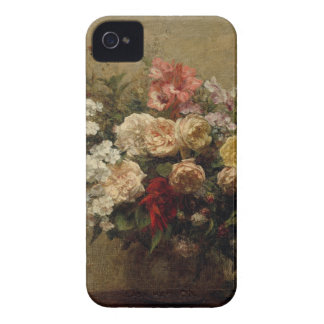 Summer Flowers - realism Case-Mate iPhone 4 Cases
