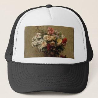 Summer Flowers - realism Trucker Hat