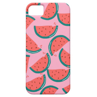Summer fruit theme watermelon pattern Iphone case