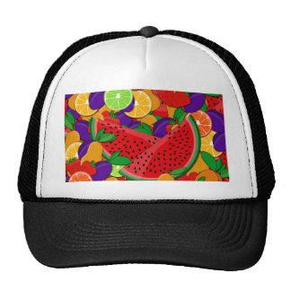 Summer fruits cap